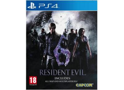 Resident Evil 6 - PS4 Game