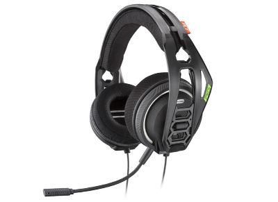 Plantronics RIG 400HX - Gaming Headset Μαύρο