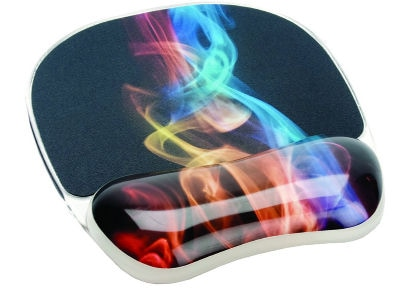 Fellowes 9204001 Smoke - Mousepad - Μαύρο