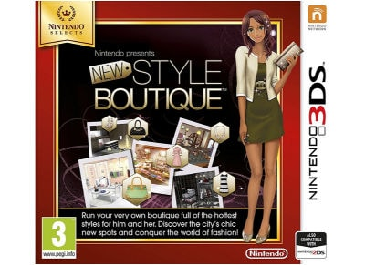 New Style Boutique Selects - Nintendo 3DS