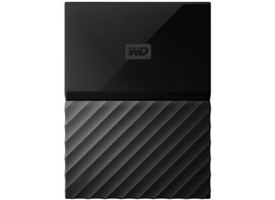 """Εξ. σκληρός δίσκος WD My Passport 1ΤΒ 2.5"""" USB 3.0 Μαύρο"""