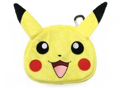 Hori Plush Pouch Pikachu - Θήκη Μεταφοράς New 3DS, New 3DS XL, 3DS, 3DS XL Κίτρινο