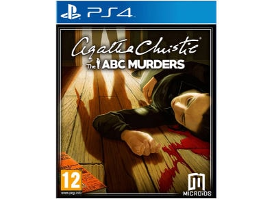 Agatha Christie The ABC Murders - PS4 Game