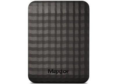 """Εξ. σκληρός δίσκος Maxtor M3 Portable STSHX-M101TCBM 1TB 2.5"""" USB 3.0 Μαύρο"""