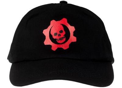 Καπέλο Gears of War 4 Crimson Omen Μαύρο
