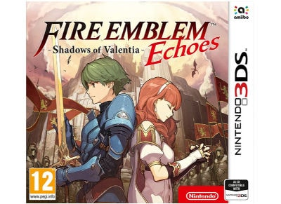 Fire Emblem Echoes: Shadows of Valentia - 3DS Game