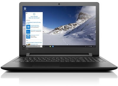 "Laptop Lenovo Ideapad 110-15ISK - 15.6"" (i3-6006U/4GB/1TB/HD520)"