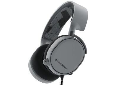 SteelSeries Arctis 3 - Gaming Headset Γκρι gaming   αξεσουάρ pc gaming   gaming headsets