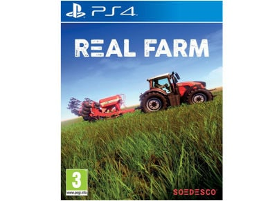 Real Farm - PS4 Game