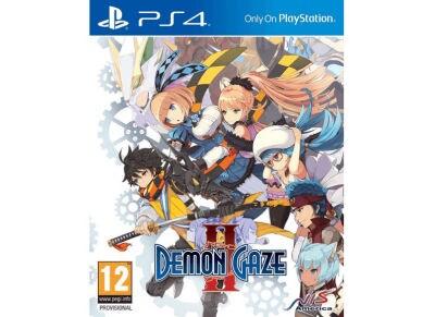 Demon Gaze II - PS Vita