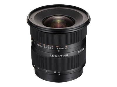 Sony SAL1118 - ευρυγώνιος φακός zoom - 11 mm - 18 mm