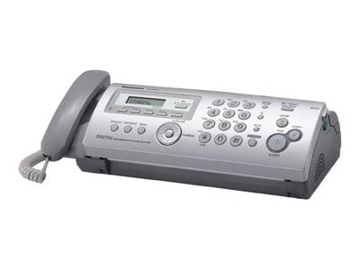 Panasonic KX FP215G-S - Συσκευή φαξ / αντιγραφικό περιφερειακά   εκτυπωτές   πολυμηχανήματα   fax