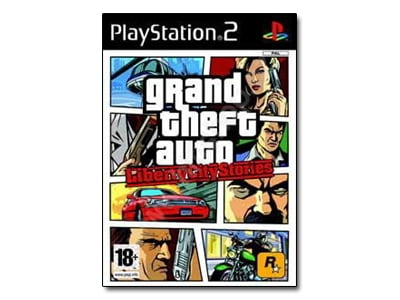 Grand Theft Auto Liberty City Stories  - PS2