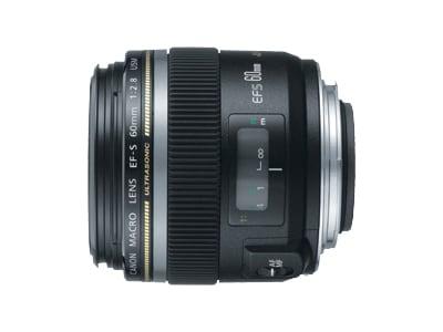 Φακός macro Canon EF-S - 60 mm
