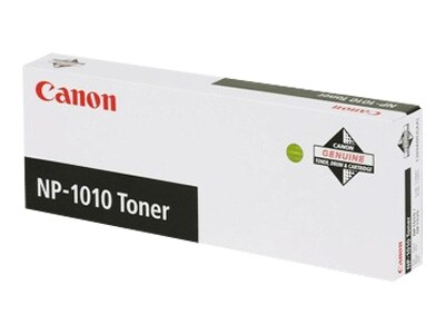 Canon Toner αναλώσιμο - NP1010 Μαύρο