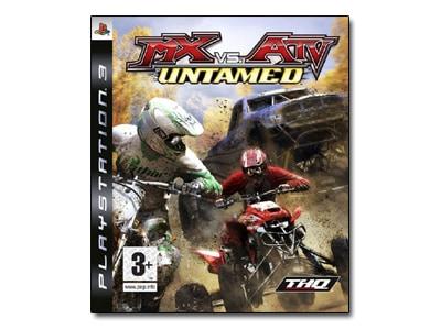 MX vs. ATV Untamed - PS3 Game