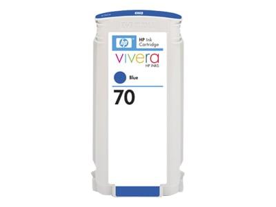 HP Inkjet μελάνι αναλώσιμο - 70 Μπλέ