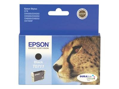 Μελάνι Μαύρο Epson T0711 (C13T071140B0)