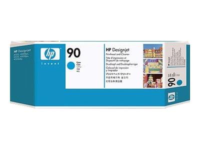 HP 90 Inkjet C5055A Κυανό
