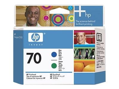 HP Inkjet 70 Μπλέ πράσινο