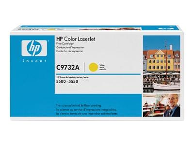 Τόνερ κίτρινο HP C9732A περιφερειακά   μελάνια   αναλώσιμα   toner