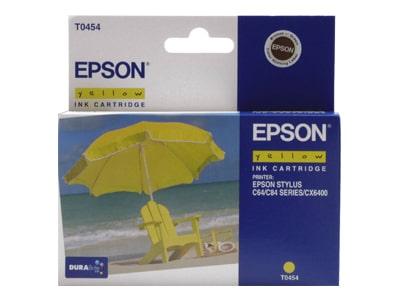Μελάνι Κίτρινο Epson T0454 C13T045440