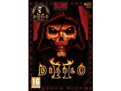 Diablo 2 BestSeller & Diablo 2 Ex - PC Game gaming   παιχνίδια ανά κονσόλα   pc