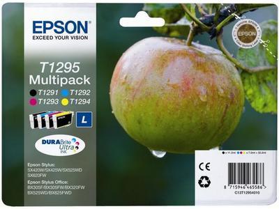 Μελάνι Multipack Epson Inkjet T1295 C13T12954020