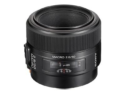 Sony SAL50M28 - Φακός macro - 50 mm - f/2.8 - Minolta A-type φωτογραφία   αξεσουάρ φωτογραφικών   φακοί
