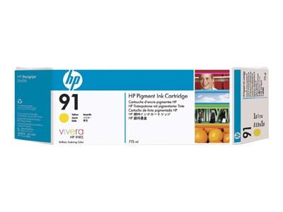 HP 91 Inkjet μελάνι Κίτρινο