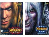Best Seller Warcraft 3 & Expansion Frozen Throne - PC Game