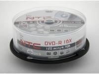NTC DVD-R x 25 pcs 4.7GB