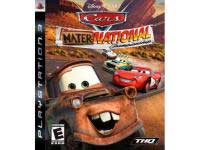 Cars Mater National PC PS3 - PS3 Game
