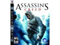 PS3 Used Game: Assassin's Creed