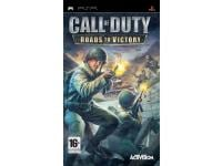 Call of Duty 3: Roads to Victory Platinum - PSP Game
