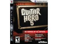 PS3 Used Game: Guitar Hero 5