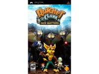 Ratchet and Clank Size Matters  - PSP Game
