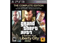 GTA IV Complete Edition - PS3 Game