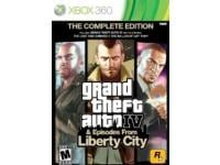 Grand Theft Auto 4 Complete Edition  - Xbox 360 Game