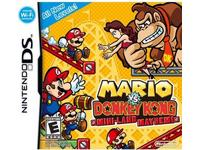 Mario vs Donkey Kong: Mini-Land Mayhem - DS Game
