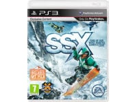 SSX Deadly Descents - PS3 Game