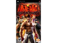 Tekken 6 Essentials - PSP Game
