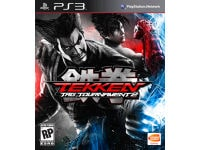 Used : Tekken Tag Tournament 2 - PS3