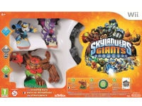 Skylanders Spyro's Adventure 2: Giants Starter Pack - Wii