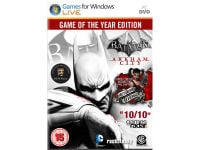 Batman: Arkham City GOTY - PC Game