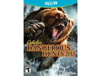 Cabela's Dangerous Hunts 2013 SAS - WII U Game