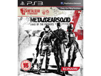 Metal Gear Solid 4: Guns of the patriots - 25th anniversary - PS3 Game
