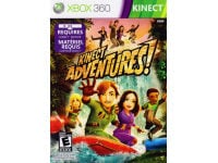 Xbox 360 Used Game: Kinect Adventures