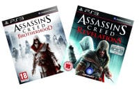 Assassin's Creed: Brotherhood & Assassin's Creed: Revelations - PS3 Game
