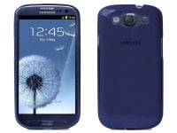 Θήκη Samsung Galaxy S3 - Puro Crystal Case Μπλε (SGS3CRYBLUE)